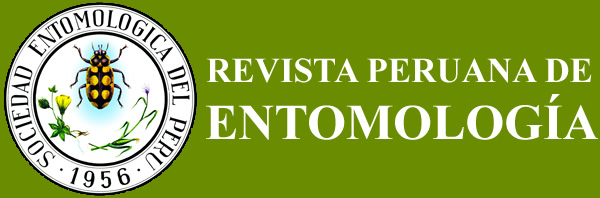 Revista Peruana de Entomología
